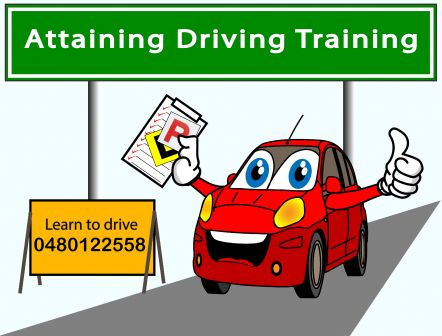 Attaining Driving Training